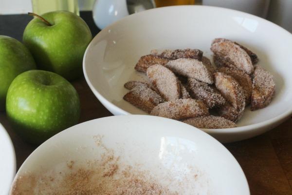 Cinnamon apple fries2