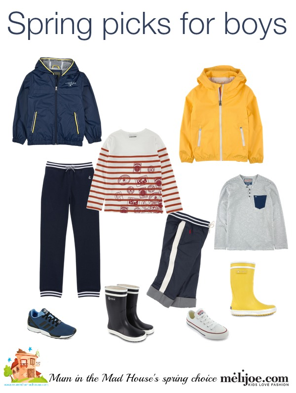 spring picks for boys