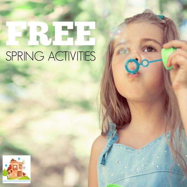 Free spring activities