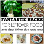 Hacks for leftover food