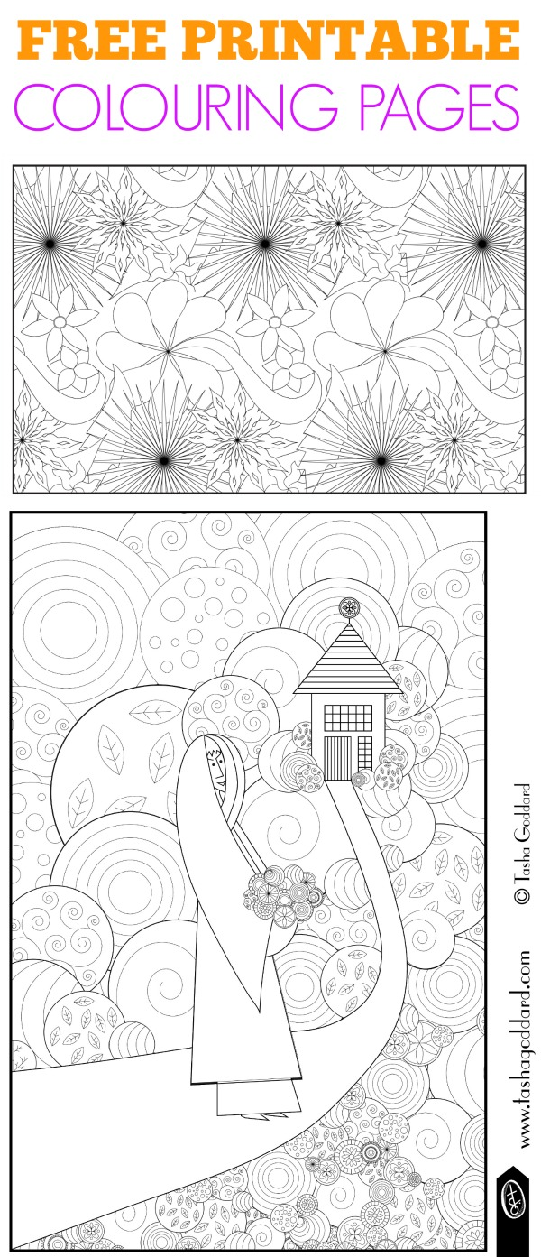 free printable colouring pages