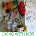 A tour of The Mad House – Living with kids