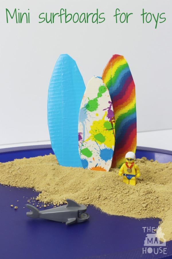 Toy Surfboard 2