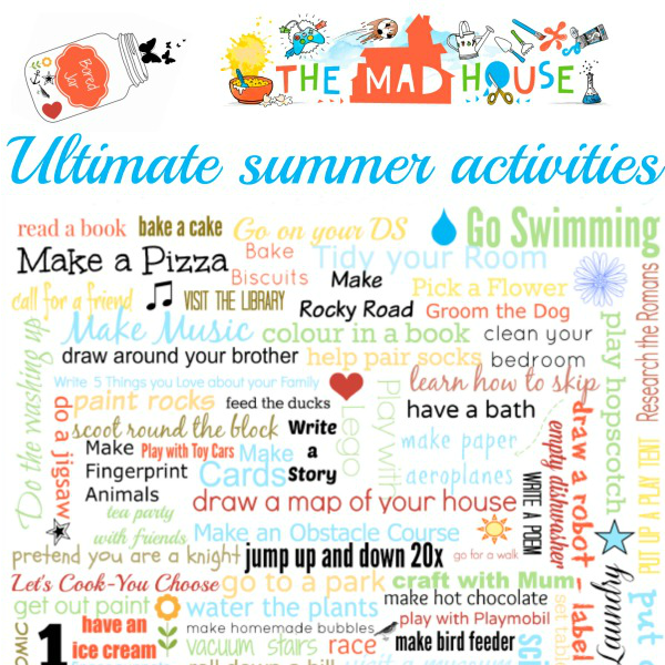 ultimate summer activities image square