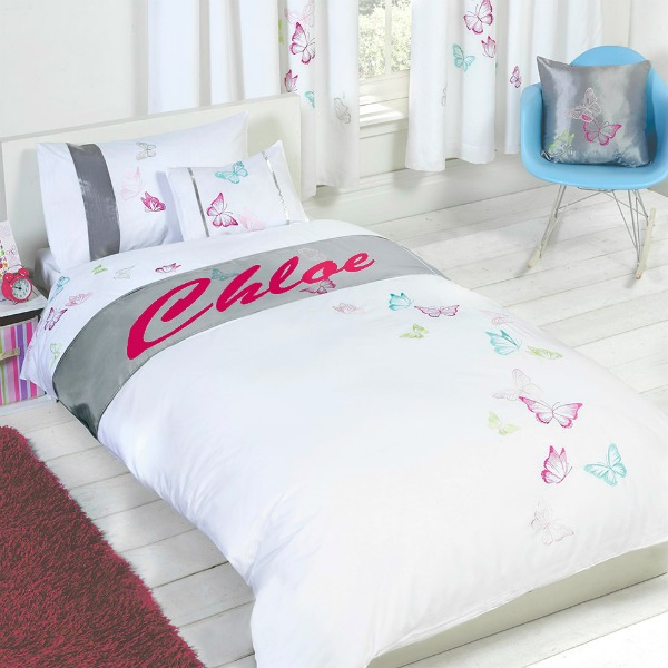 New Personalized Duvet Sets & New Curtain Making Service