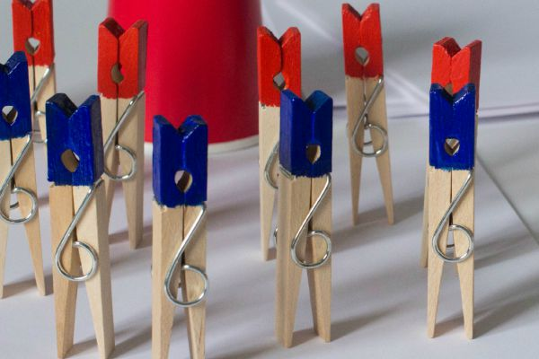 painted pegs