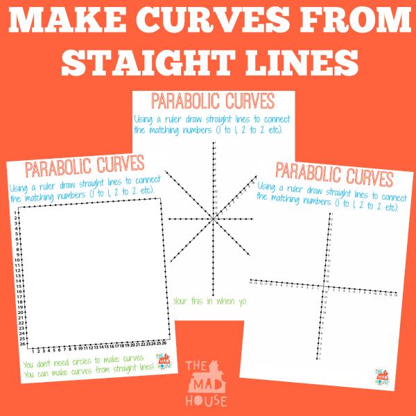 parabolic curves square