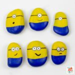 Minion Stones – a fab Minion Craft