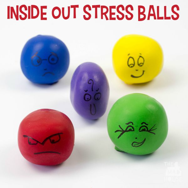 How to Make a Balloon Stress Ball advise