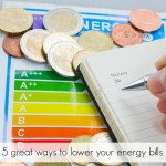 5 great ways to lower your energy bills and save money