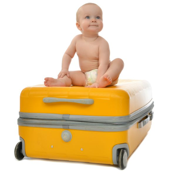 top 5 travel products for babies