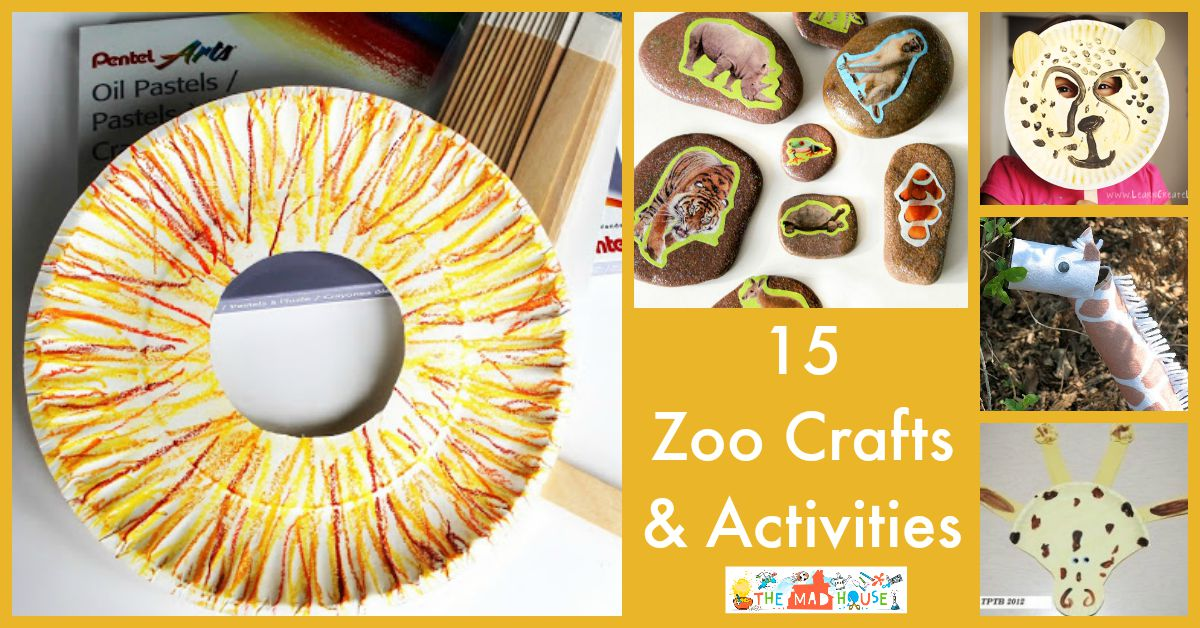 zoo crafts facebook