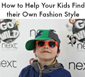 How To Help Your Kids Find Their Own Fashion Style Mum In The Madhouse
