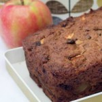 Quinoa apple cake – cooking with kids