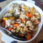 Chicken Fajita Wraps – Cooking with kids