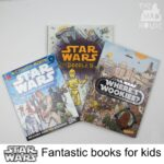 Fab Star Wars Books for kids