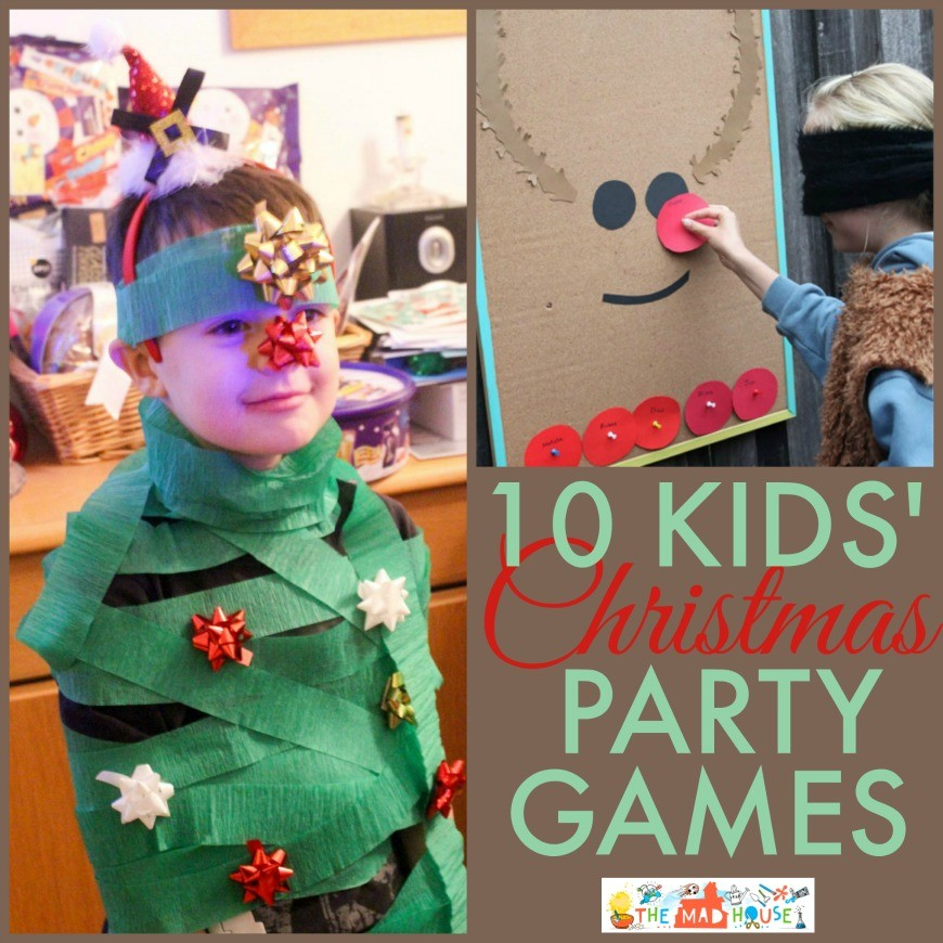 Christmas Party Games Ideas For Adults