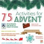 Ultimate advent activity list 2015