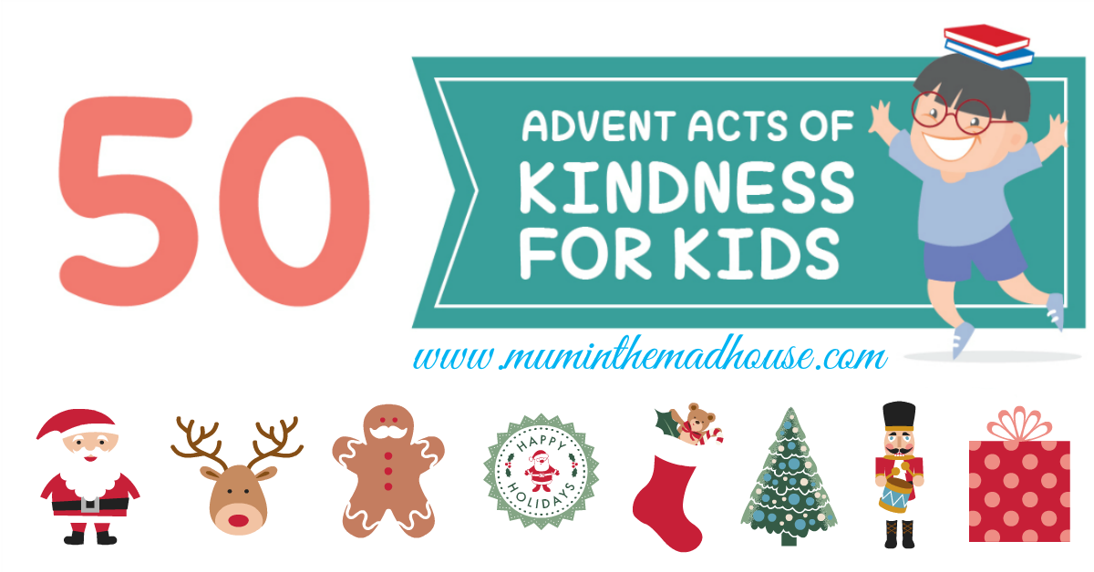 Acts of Kindness for Advent