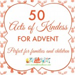 Advent Acts of Kindness Free Printables