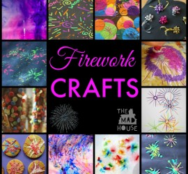 Firework crafts and treats roundup