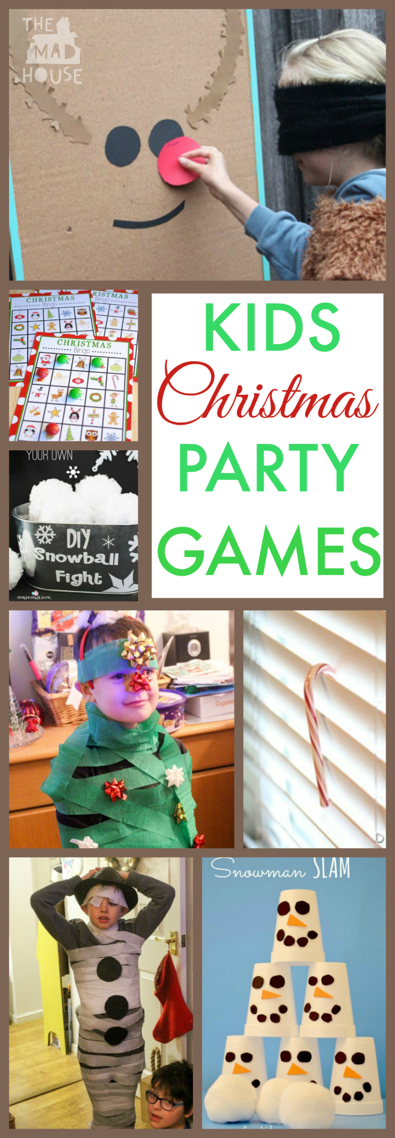 Classroom Game Ideas For Adults ~ Christmas party games