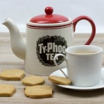 Tea flavoured Shortbread Recipe