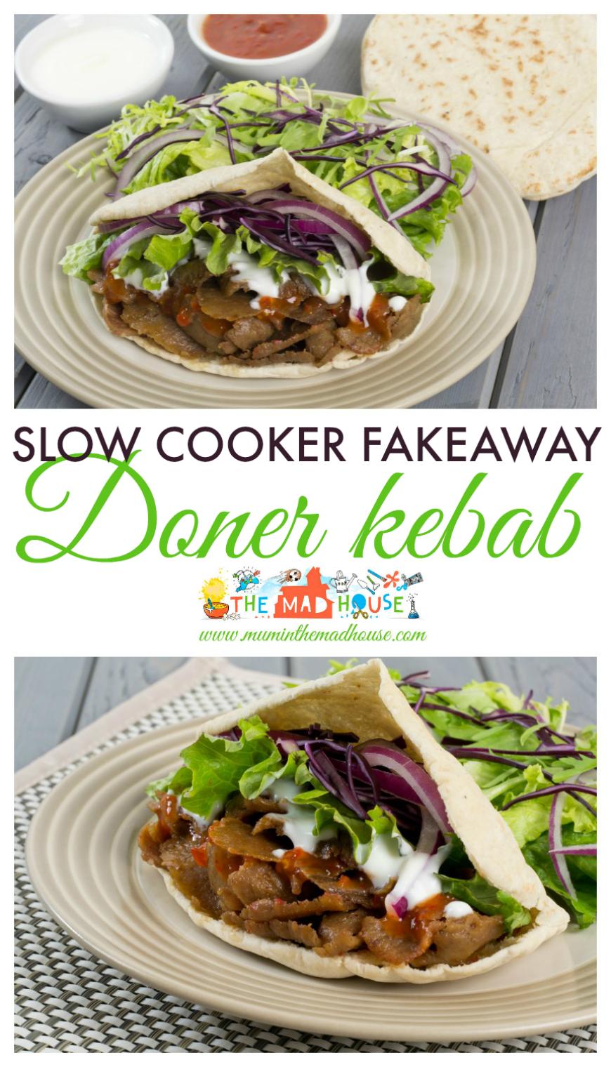 how to make doner kebab