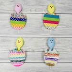 Pop-up Spoon Chicks