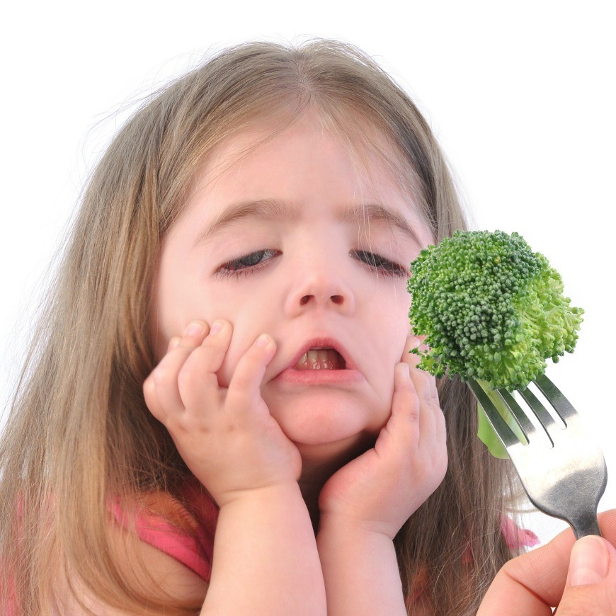 10 Top tips for dealing with picky eaters