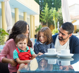 5 Tips for choosing a family friendly hotel square
