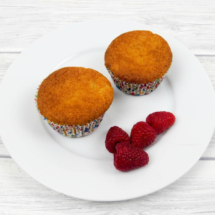 These raspberry muffins are brilliant to cook with your kids as they need no special equipment and the ingredients are really easy to mix together even for the youngest child. Oh and they also taste amazing!