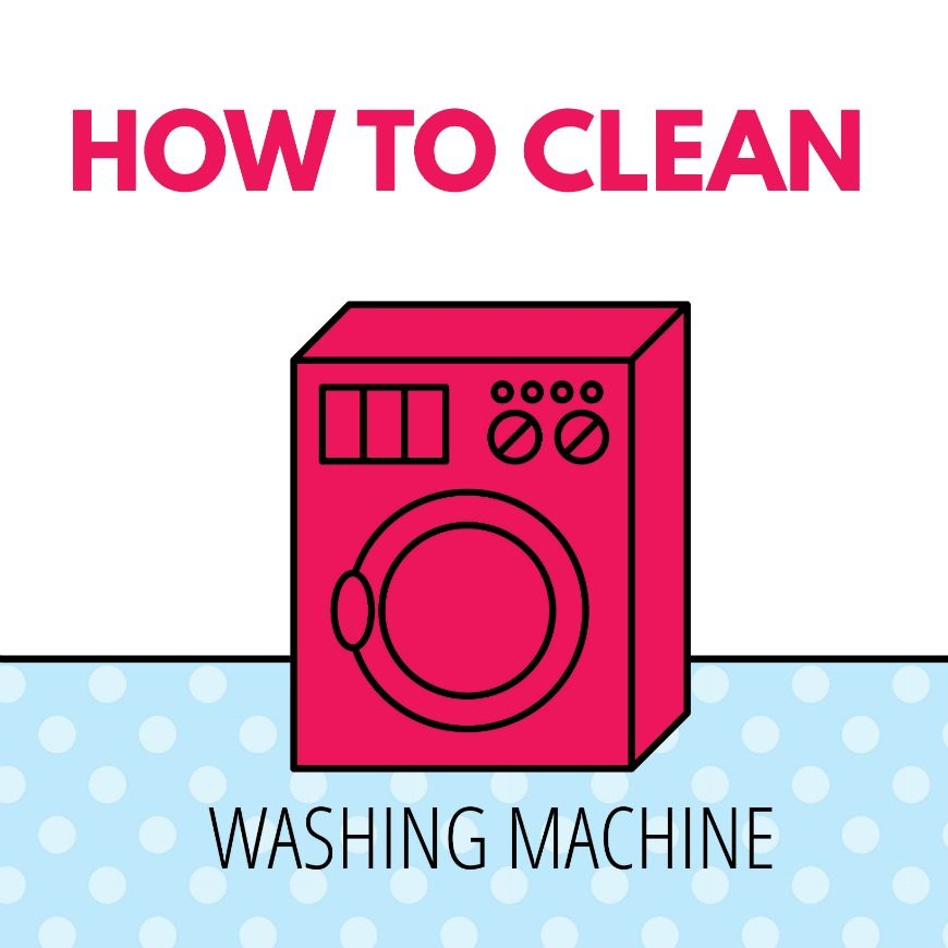how can i clean my washing machine
