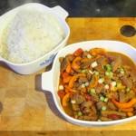 Szechuan Beef recipe – cooking with kids
