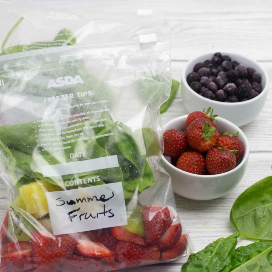 ... smoothie packs that are kid approved. Family friendly smoothie recipes