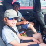 Top tips for surviving a LONG car journey with kids