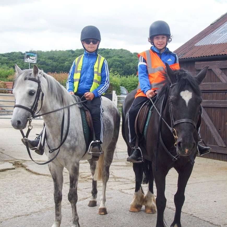 The benefits of Horse Riding for Kids