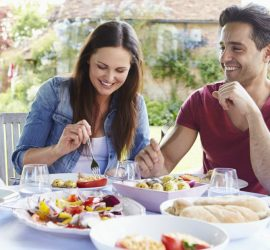 Rules for relaxed family meals