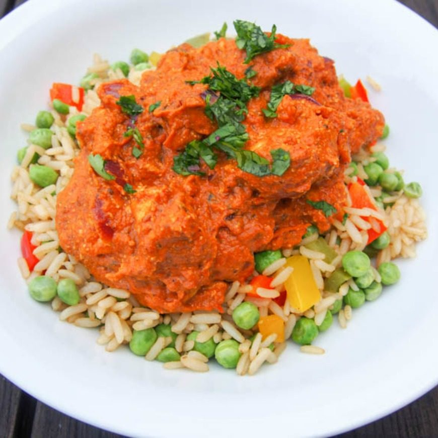 Chicken Tikka Masala - Cooking with Kids - Mum In The Madhouse