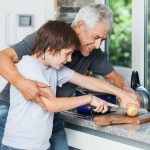 Cook with your Grandkids – #CookSomethingGrand