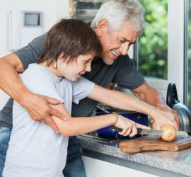 Cook with your Grandkids