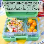 Tasty Tuna Non Sandwich Lunchbox ideas