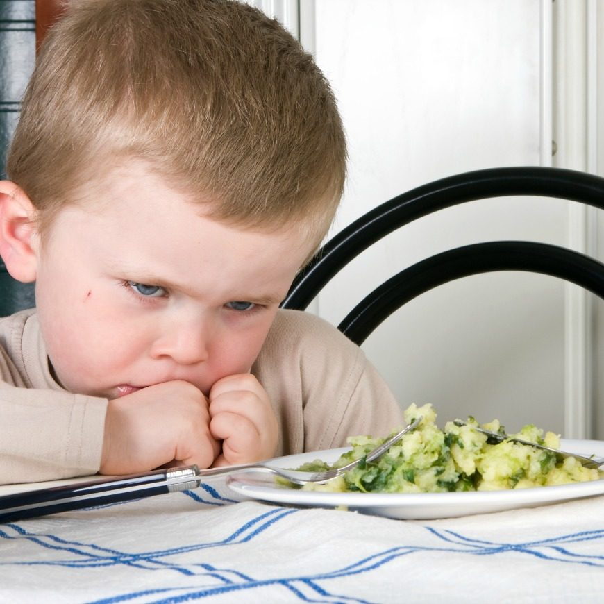 Helping your Fussy Eater