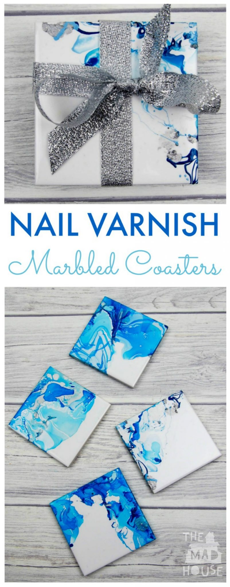 how to make homemade coasters with pictures