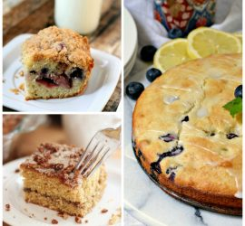Delicious Coffee Cake Recipes