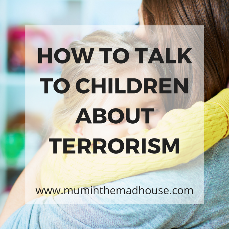 talking with children about terrorism essay Talking to children with developmental delays or disabilities parents who have a child with a  how to talk to your child after an act of terrorism school safety during emergencies: what parents need to know how to support your child's resilience in a time of crisis.