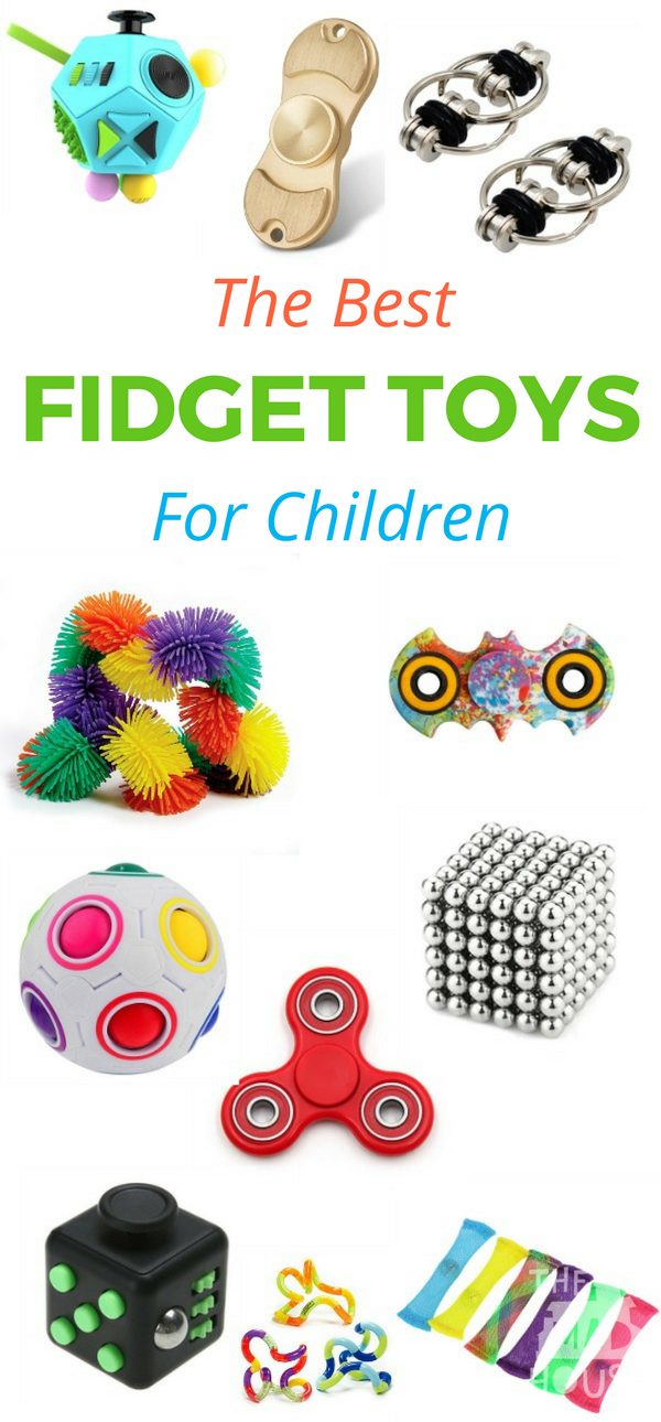 The best fidget toys for children as tested by Mini aged 10 who has issues with focus and concentration. Fidgets are fantastic tools to help children.