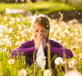 5 Ways to Get the Kids to Sleep During Allergy Season