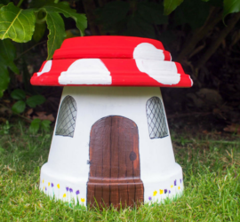 How to make a ToadStool House