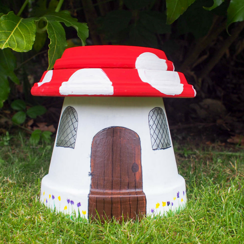 How to make a ToadStool House – #NoddyChallenge